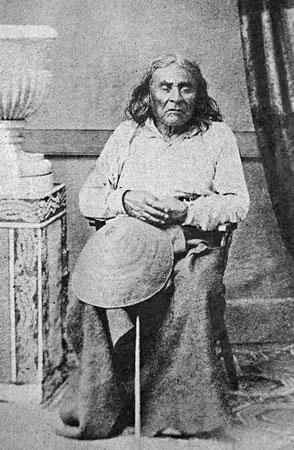 Jefe Siahth en 1864