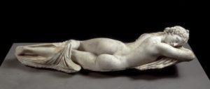 sleeping-hermaphrodite