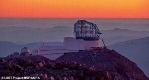 Observatorio Rubin en Cerro Pachón