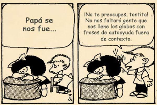 Comic de Mafalda adulterado (por mí)